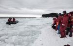 Shackleton's hut (Nimrod Expedition), Cape Royds, Ross Island, Antarctica