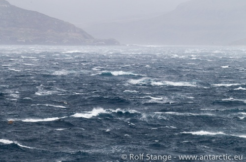 Across the Southern Ocean