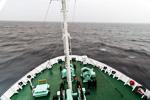 MV Ortelius, Drake Passage.