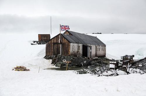 Antarctic: Ush/Detaille Island