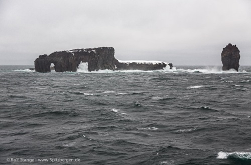 Antarctic: Scott Island / Macquarie
