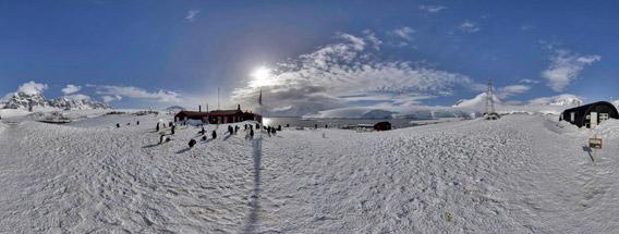 Antarctic Panoramas - 360°-Panoramas